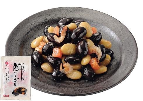 丹波黒豆と丹波大豆
