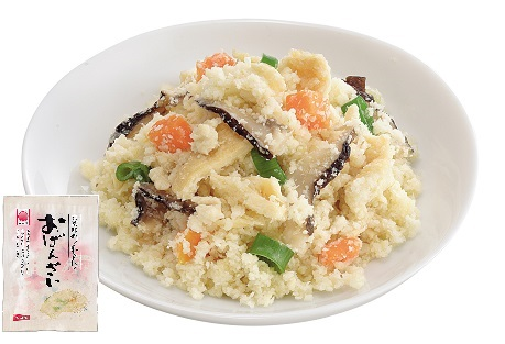 豆乳入り京雪花菜